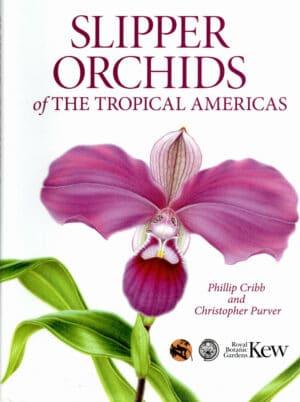 Slipper Orchid Book SOTA