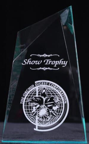 Show Trophy & Diamond Award