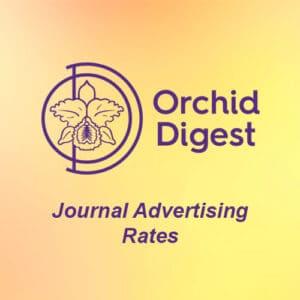 Journal Advertising Rates